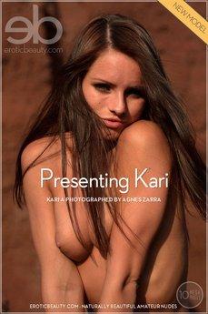 Presenting Kari