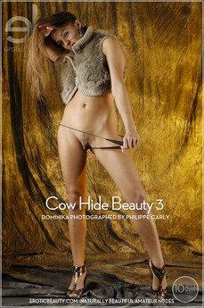 Cow Hide Beauty 3