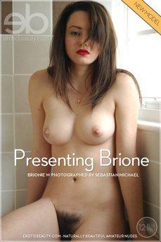 Presenting Brione