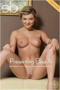 Presenting Elisa A