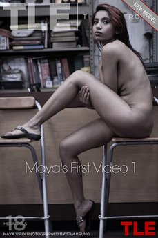 Maya's First Video 1