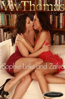Sophie Links and Zafira