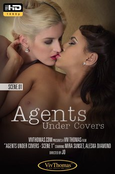Agents Under Covers Scene 1