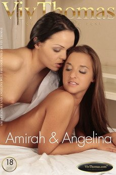 Amirah and Angelina