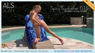 Spicy Sunbather BTS