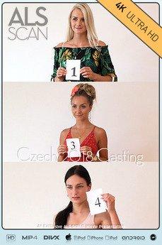 Czech 2018 Casting