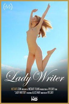 Lady Writer