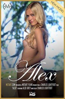 Presenting Alex Grey