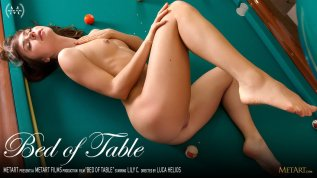 Bed Of Table