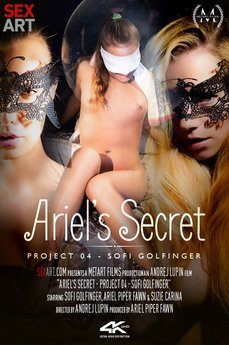Ariel's Secret - Project 4 Sofi Golfinger