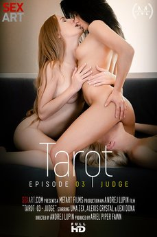 Tarot Part 3 - Judge