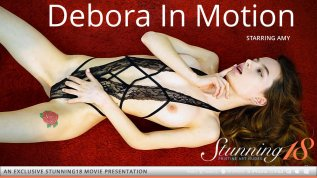 Debora In Motion