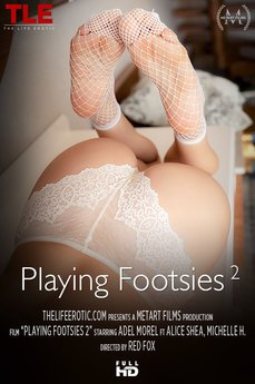 Playing Footsies 2