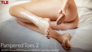 Pampered Toes 2