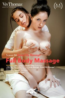 Full Body Massage Episode 4 - Deep Oily Massage