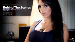 Behind The Scenes: Katrina Moreno On Location