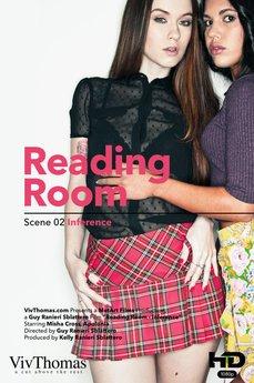 Reading Room Scene 2 - Inference