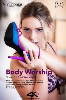 Body Worship Episode 1 - Foot Worship