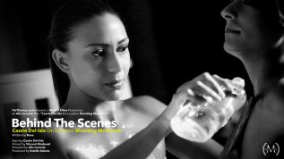Behind The Scenes: Cassie Del Isla Shooting Memories