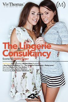 The Lingerie Consultancy Episode 3 - Panty Lover
