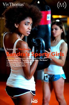 Sandra's Sporty Girls Episode 4 - The Boxer