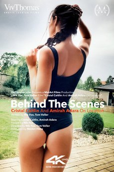 Behind The Scenes: Cristal Caitlin And Amirah Adara On Location