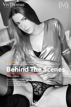 Behind The Scenes: Alexis Crystal On Location