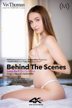 Behind The Scenes: Lena Reif On Location