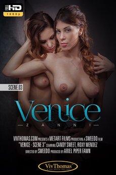 Venice Scene 3 - Zanni