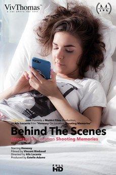 Behind The Scenes: Henessy Shooting Memories