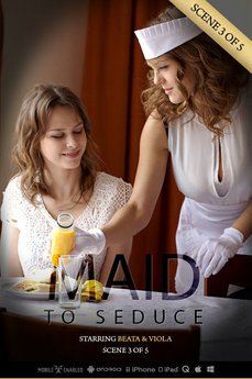 Maid to Seduce Scene 3