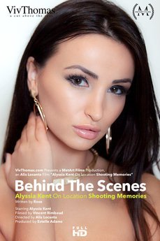 Behind The Scenes: Alyssia Kent Shooting Memories