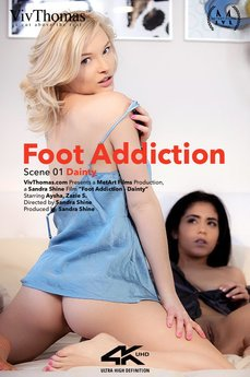 Foot Addiction Episode 1 - Dainty