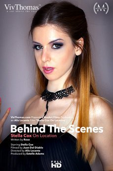 Behind The Scenes: Stella Cox On Location