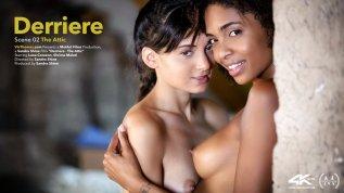 Derriere Episode 2 - The Attic