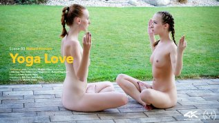 Yoga Love Episode 3 - Naked Passion