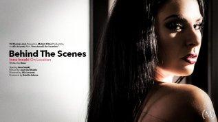 Behind The Scenes: Inna Innaki On Location