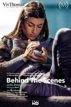 Behind The Scenes: Julia Roca on Location