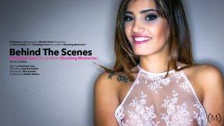 Behind The Scenes: Penelope Cum Shooting Memories