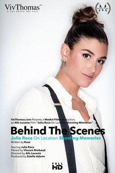 Behind The Scenes: Julia Roca Shooting Memories