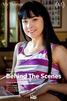 Behind The Scenes: Taissia On Location