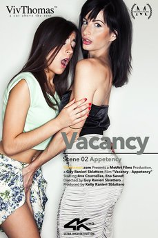 Vacancy Episode 2 - Appetency