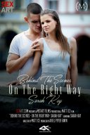 Behind The Scenes: On The Right Way - Sarah Kay