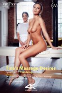 Tina's Massage Desires Part 1: Receiving