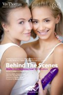 Behind The Scenes: Aislin & Veronica Leal On Location