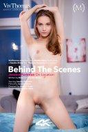 Behind The Scenes: Jessica Portman On Location