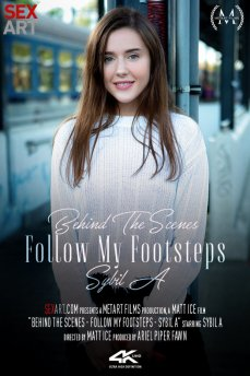 Behind The Scenes: Follow My Footsteps - Sybil A
