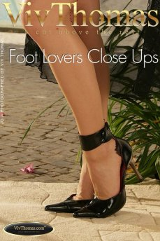 Foot Lovers Close Ups