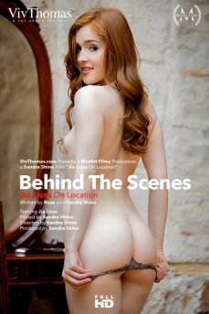 Behind The Scenes: Jia Lissa On Location