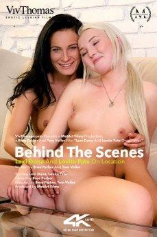 Behind The Scenes: Lexi Dona and Lovita Fate On Location